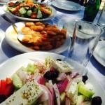 Grécky šalát, Gigates, Skidia šalát